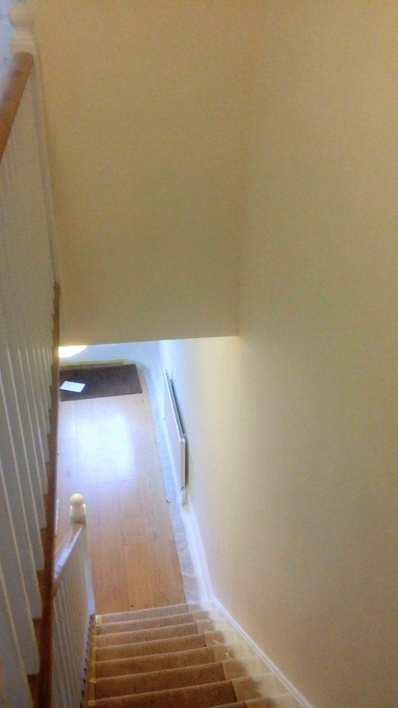 stair hallways
