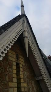 Victorian fascia West Malling